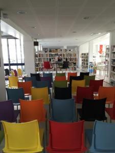 médiathèque Robertsau Strasbourg