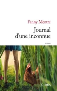 Fanny Mentré Journal d'une inconnue
