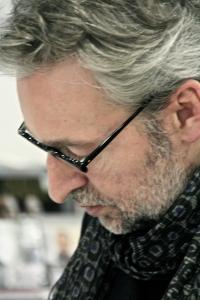 Eric Reinhardt en dédicace