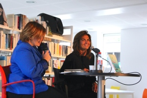 Sylvie Le Bihan & Bénédicte Junger