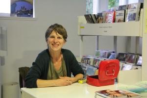 Claudia de la Librairie La Parenthèse