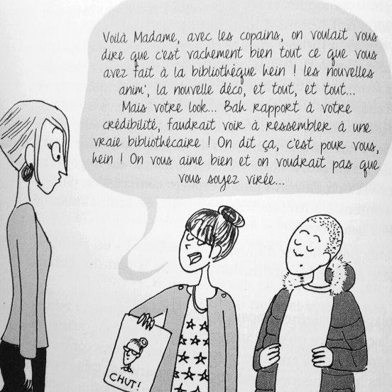 """Résultat de recherche d'images pour """"bibliothécaire humour"""""""