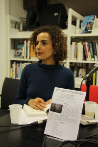 Leila Slimani (CR Bénédicte Junger)